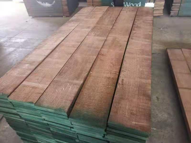 天津进口美国黑胡桃木板材高清视频图片