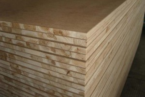 细木工板材市场冷清不堪