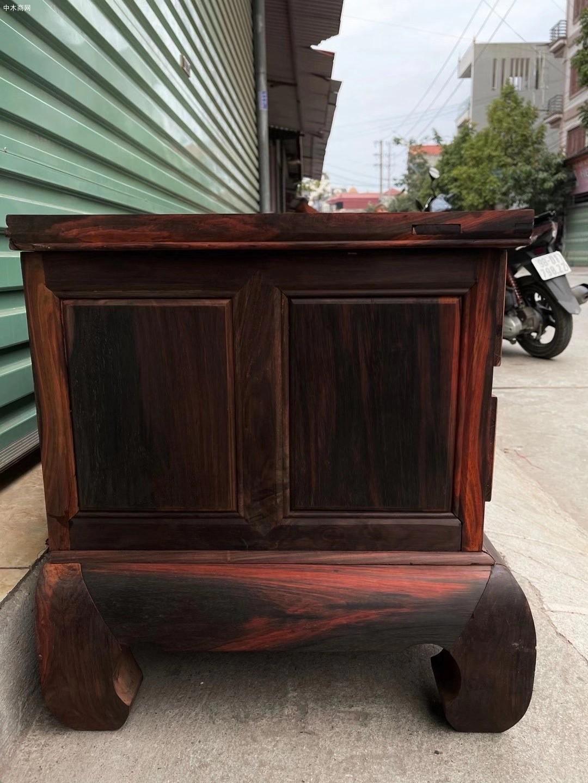 团圆大红酸枝电视柜2.2米厂家直销供应