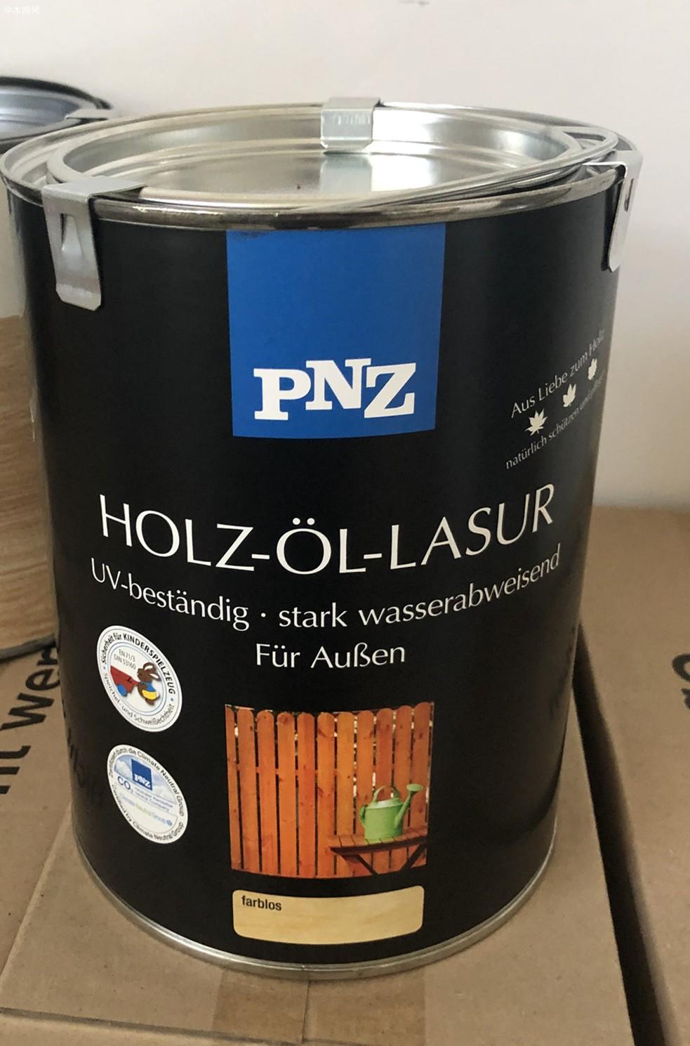 什么是户外木蜡油?德国原装进口PNZ户外木蜡油有哪些优点