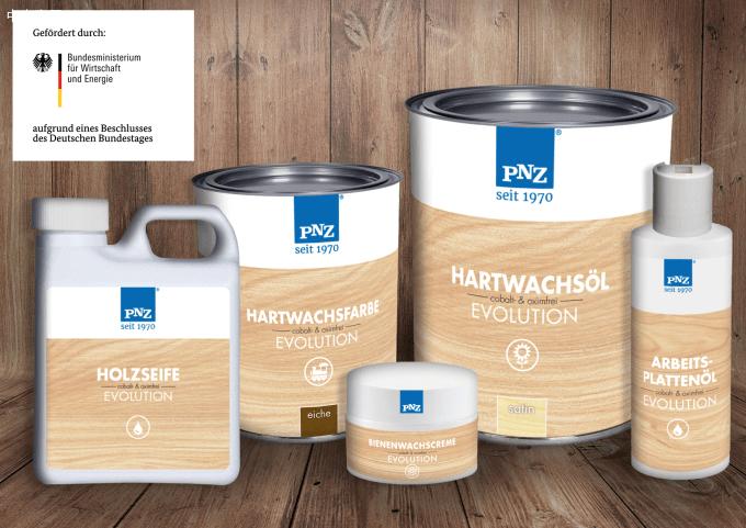 什么是户外木蜡油?德国原装进口PNZ户外木蜡油有哪些优点图片