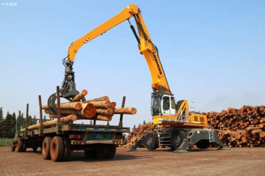 太仓万方历年累计木材吞吐量突破3000万立方米