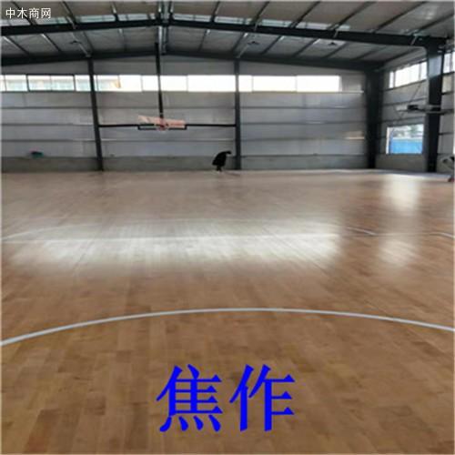 河北沧州体育木地板厂家,北京运动木地板规格大全图片