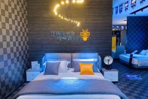 卧室床头背景墙,不光要温馨漂亮,还要环保健康,睡觉才会更香