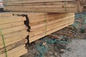 二手建筑木方木材10乘10长400
