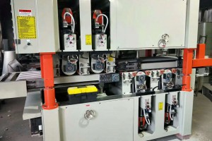 如何快速掌握超短料砂光机调试安装技巧视频_青岛千川和硕机械 (695播放)