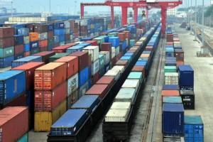 赣州国际陆港逆势增长吞吐量达18.6万标箱