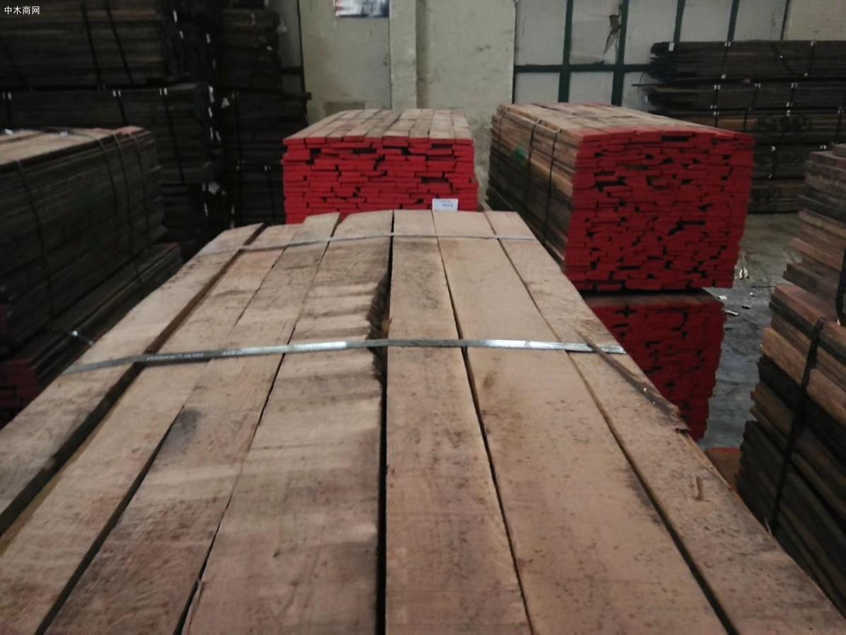 美国黑胡桃木板材价格多少钱一方厂家