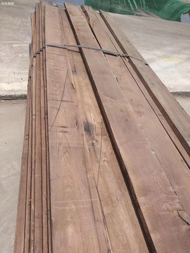 美国黑胡桃木板材价格多少钱一方报价