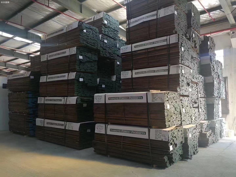 美国黑胡桃木板材价格多少钱一方生产厂家