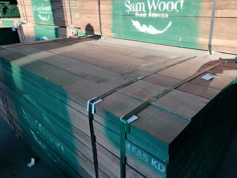 美国黑胡桃木有几种等级划分标准采购