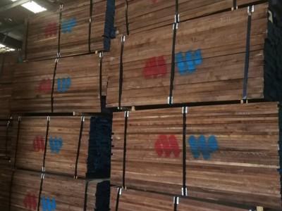 专业销售优质黑胡桃木家具料品种多质量优