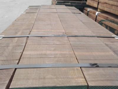 黑胡桃原木大板最新价格