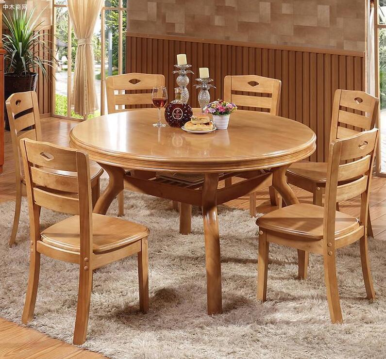 橡胶木的加工特点及橡胶木实木家具的优缺点品牌