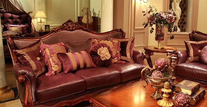 欧式家具一般是用什么材质好图片