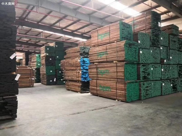 北美木材价格行情大幅上涨