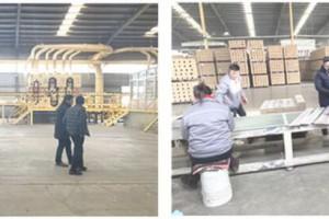 山东省直专家赴茌平区进行人造板产业调研