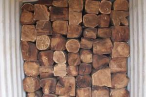 近期刺猬紫檀原木材料市场仍有零散的市场交易