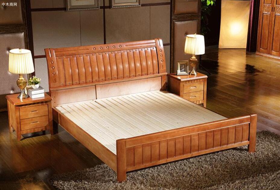求购:实木床