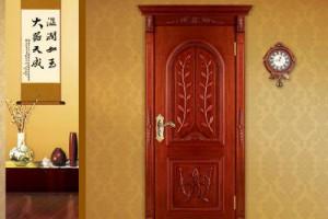 实木复合门是什么材质做的?