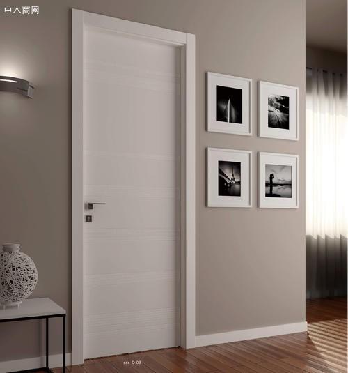 实木复合门是什么材质做的价格