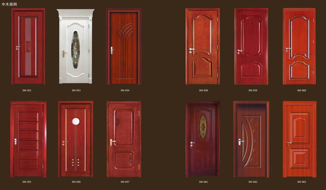 实木复合门是什么材质做的品牌