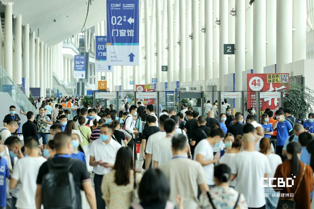 """2021中国成都建博会4月举办,探索""""会展+产业""""发展新路径品牌"""