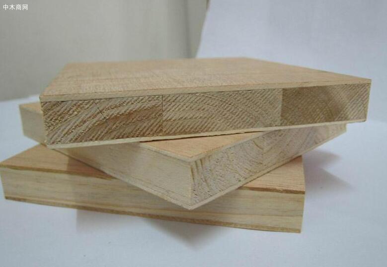 今日最新细木工板的价格行情走势
