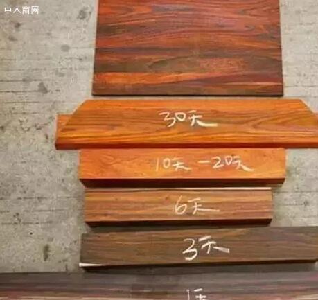 酸枝是什么木头?红木的红酸枝与黑酸枝价格排名,学名及俗称对照高清图