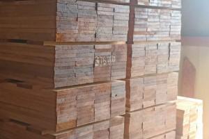 缅甸柚木地板坯料,柚木板材批发