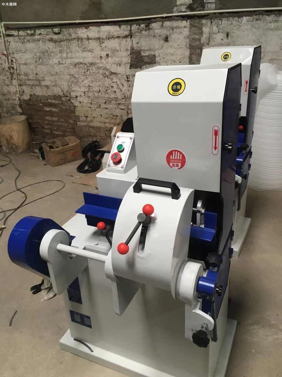 木工机械珠辉MM2012单带圆棒砂光机