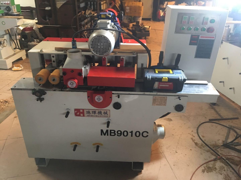 木工机械珠辉MB9010C多条圆棒机