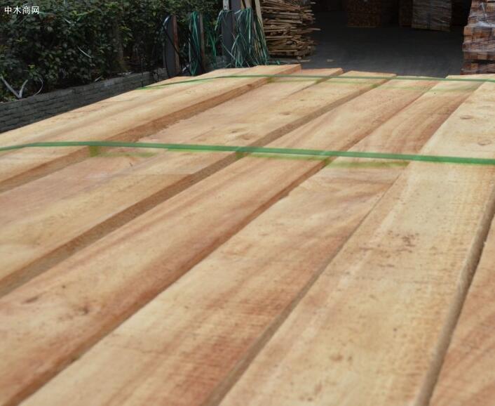 木材市场橡胶木价格行情