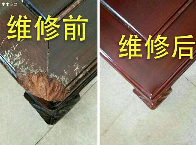 天津家具修补美容图片