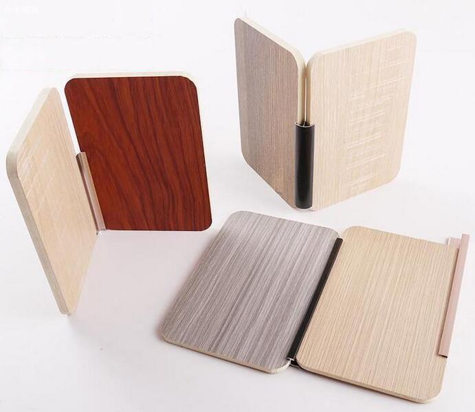什么是薄木贴面板及种类?装修薄木贴面板怎么选材图片
