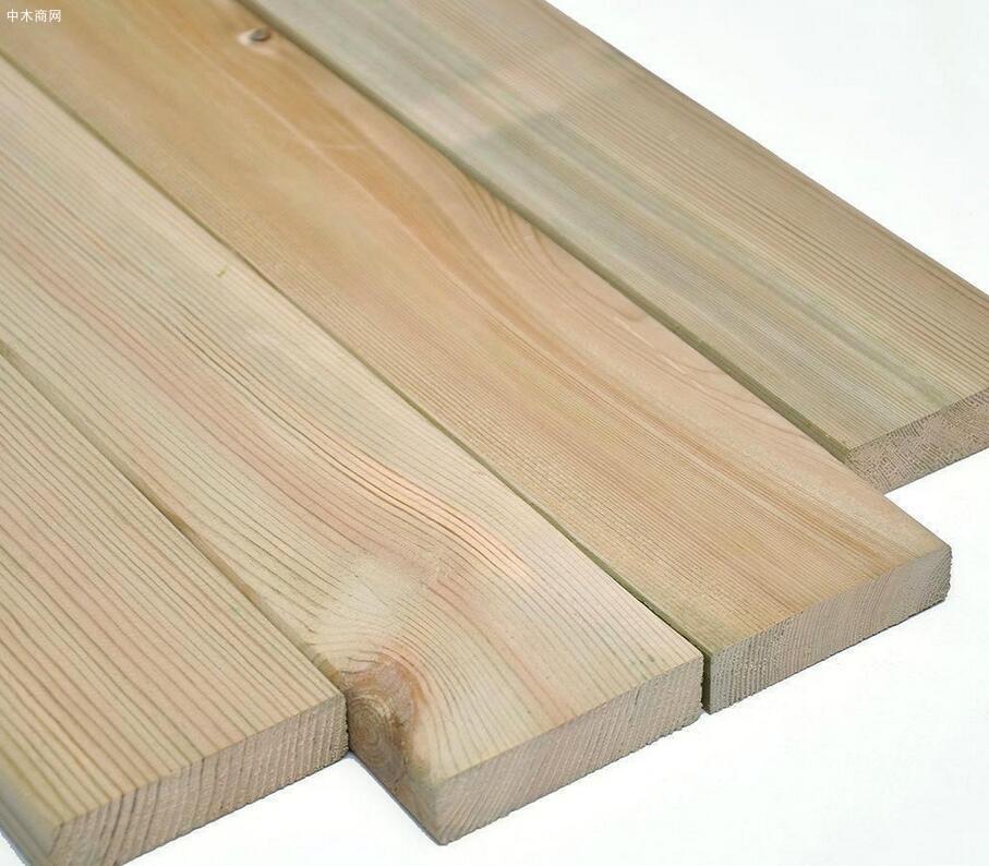 樟子松为何能做防腐木材厂家