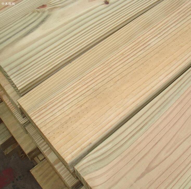 樟子松为何能做防腐木材