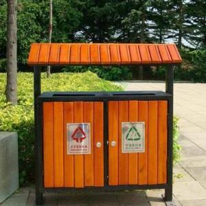 济南木垃圾桶十大品牌_创景品牌