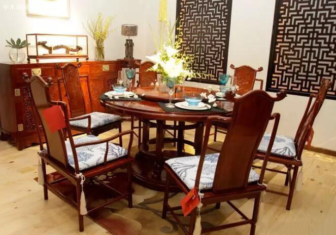 红木家具的种类有哪些及正确保养方法采购商