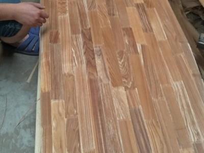 山东天然水曲柳指接直纹木皮生产厂家