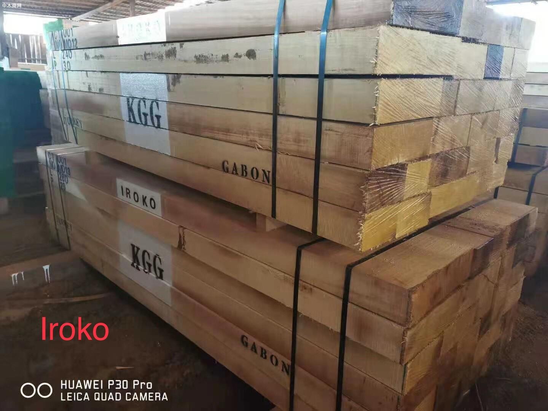 非洲绿柄桑木板材源头供货价格