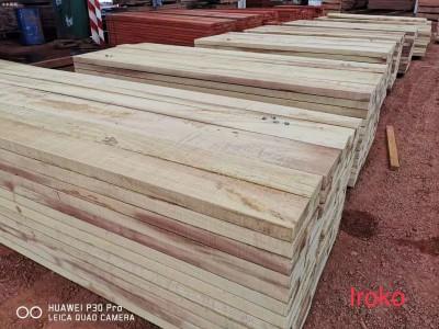 非洲绿柄桑木板材源头供货