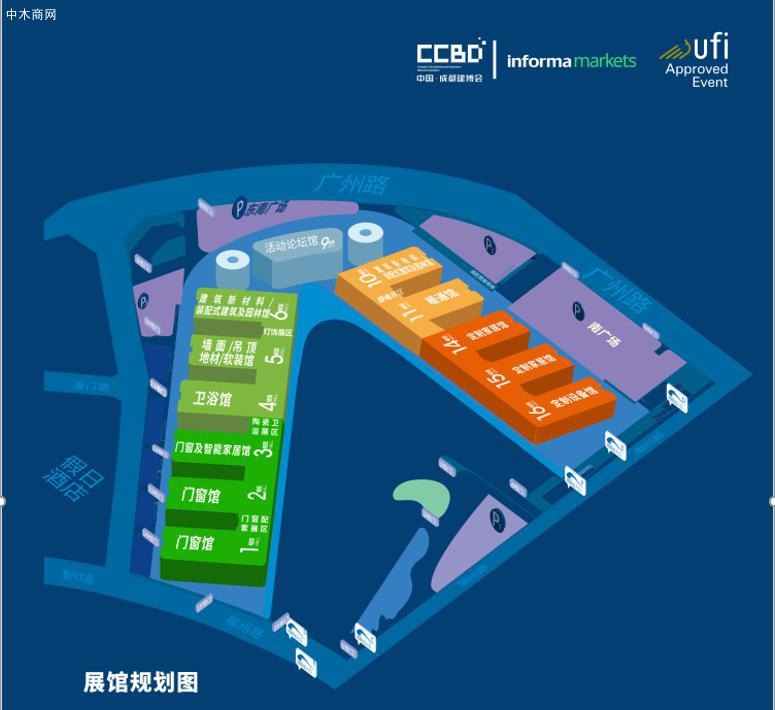 第二十一届中国成都建博会将于4月15日隆重开幕图片