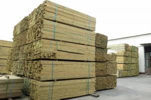 广东户外樟子松防腐木木方板材碳化木桑拿板芬兰松工厂批发