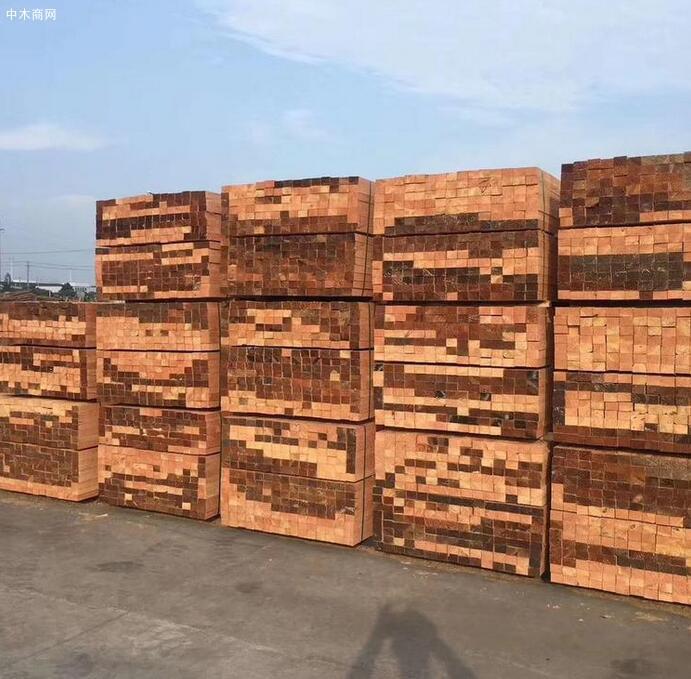 建筑工地常用的木方材质有哪些图片
