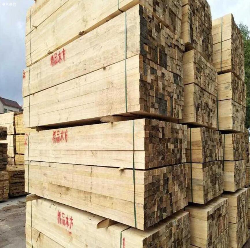 辐射松建筑木方有哪些优点及用途供应