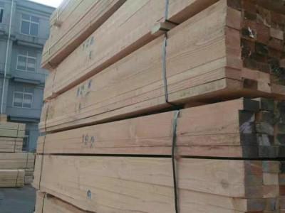 进口杉木建筑木方生产厂家