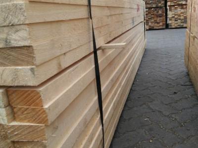 铁杉建筑木方批发价格