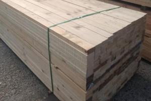 辐射松建筑木方有哪些好处及多少钱一立方?