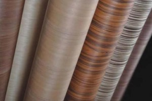 2020年人造板饰面专用原纸总销量约117.06万吨